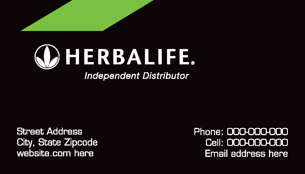 Herbalife Nutrition Club Supplies