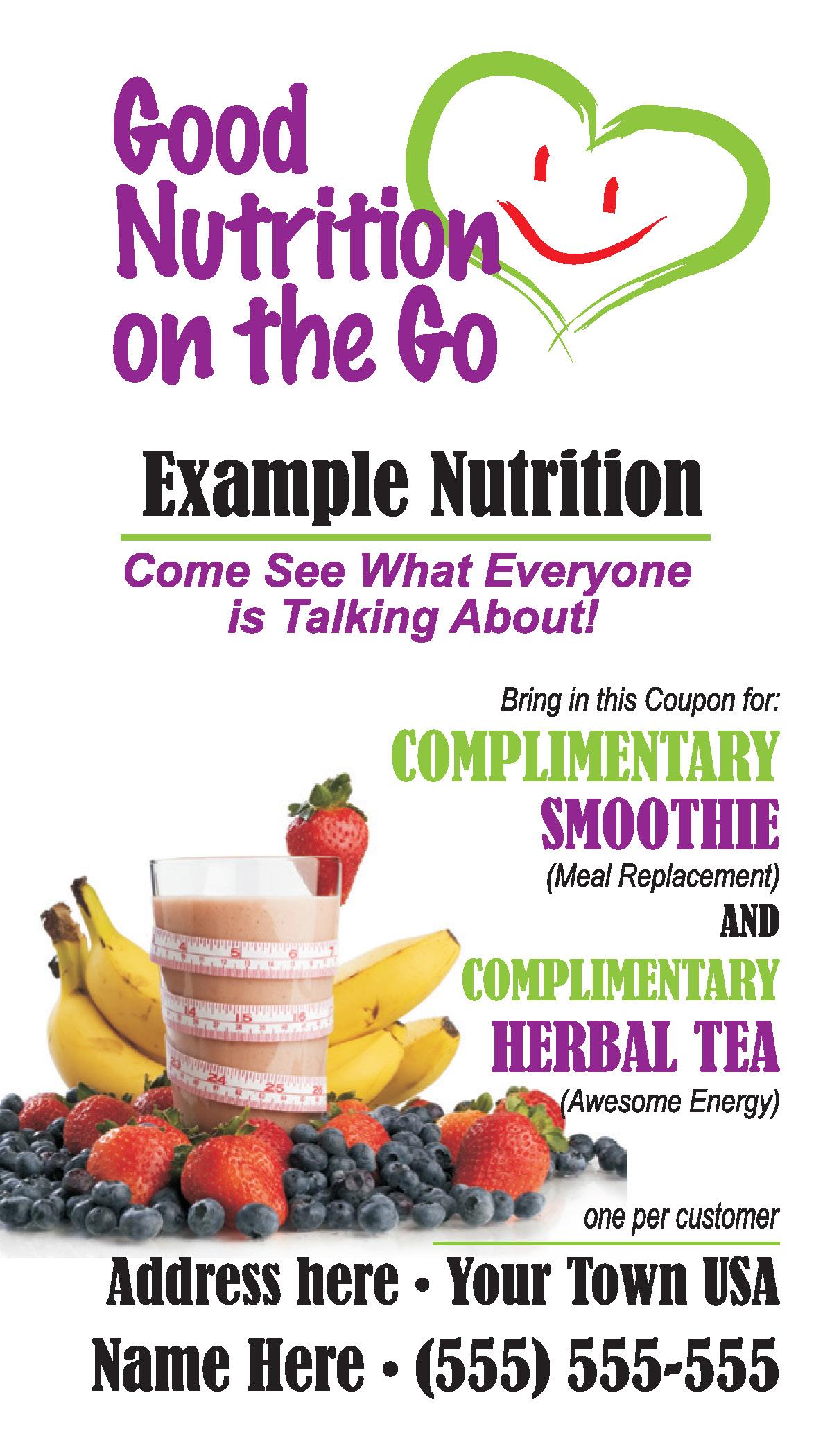 herbalife nutrition club supplies