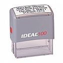 Small Self Inking Rubber Stamp