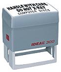 Jumbo Self Inking Rubber Stamp