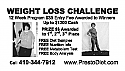 Weight Loss Challenge Car invitations