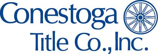 Conestoga Title Logo